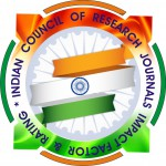 Indian Council of Research Journals Impact Factor & Rating (ICRJIFR)